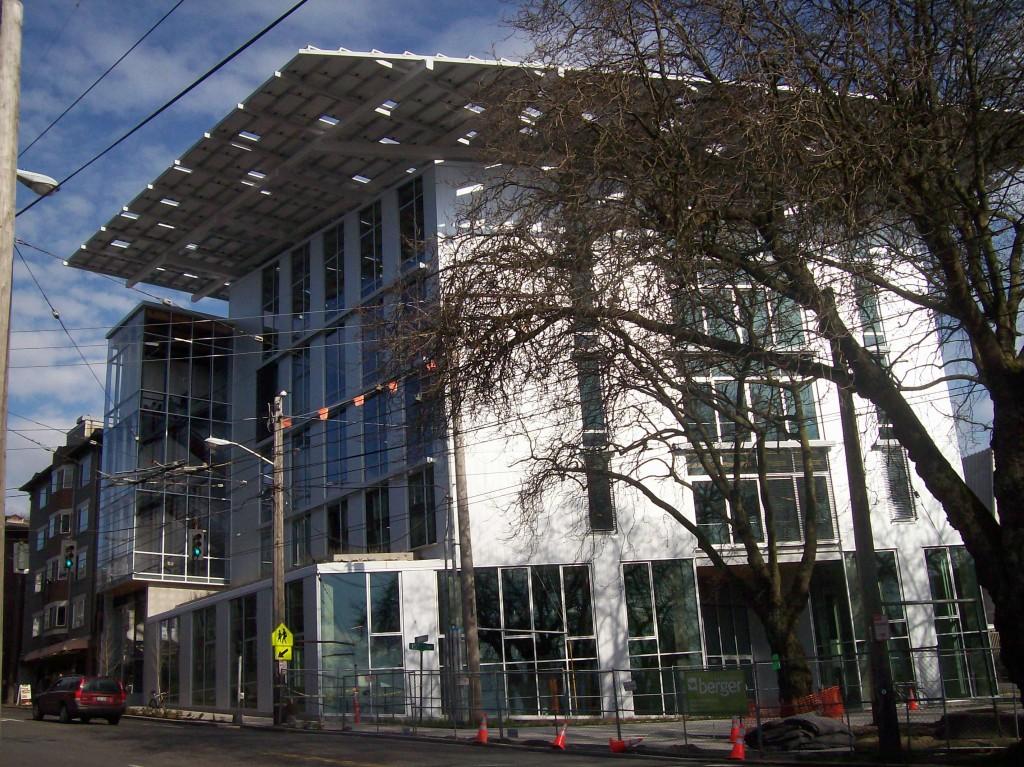Bullitt Center, Seattle WA