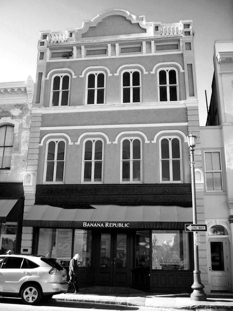 Charleston storefront