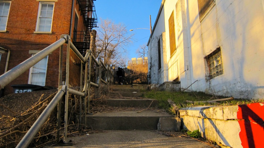 Cincinnati Public Staircases: A Walking History Abandoned But Not Forgotten