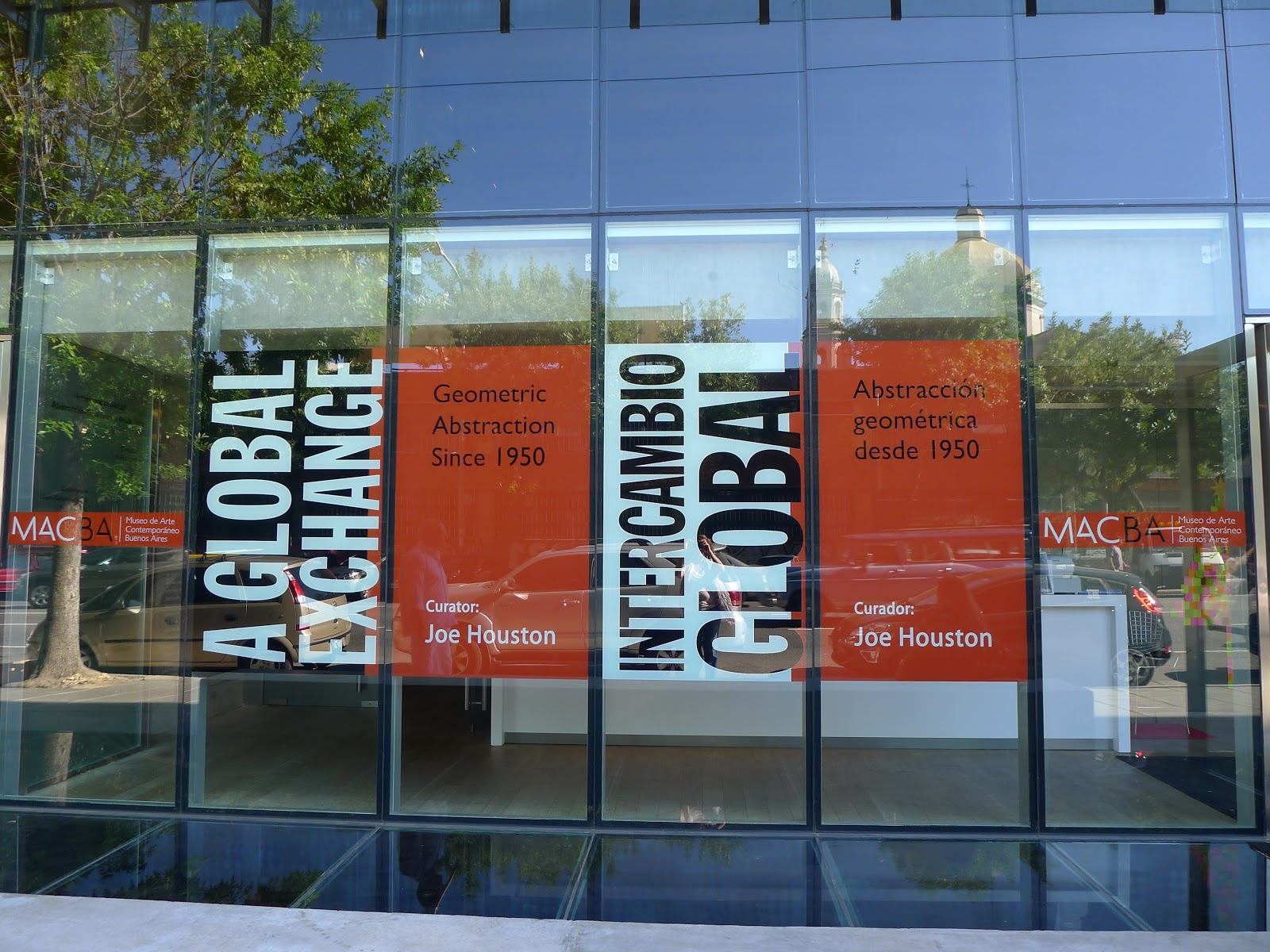 First Exposition at the MACBA - Global Exchange