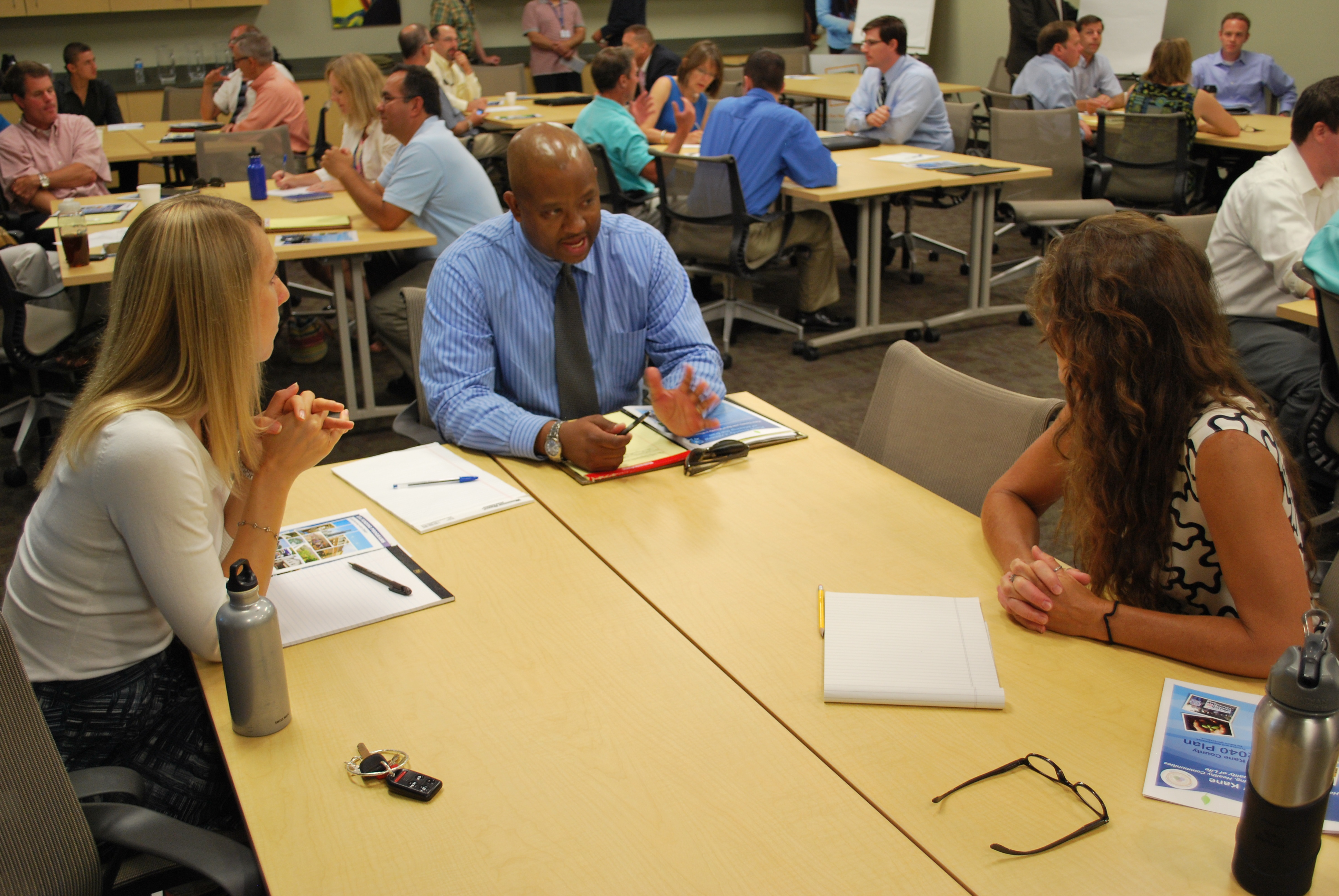 Kane County Planning Cooperative Kick-Off Meeting
