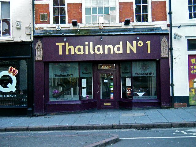 Nottingham's Lace Market