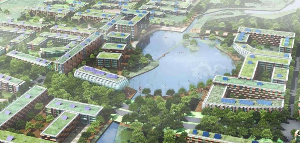 Dongtan Eco-City