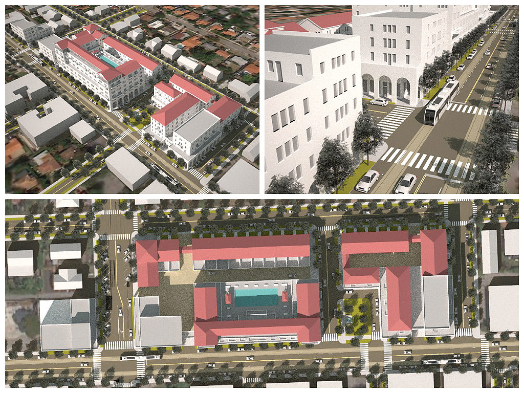 Redesigning SW 8th Street