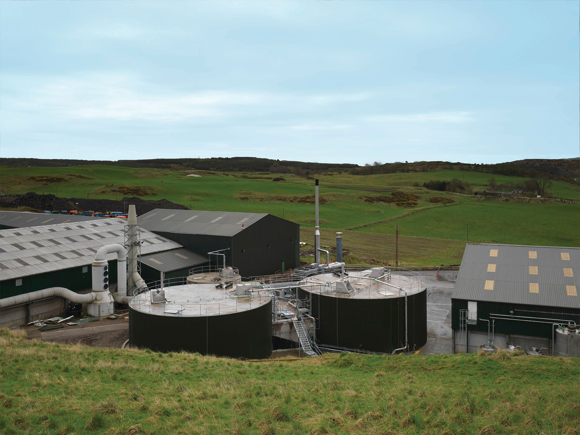 biogas production in the netherlands