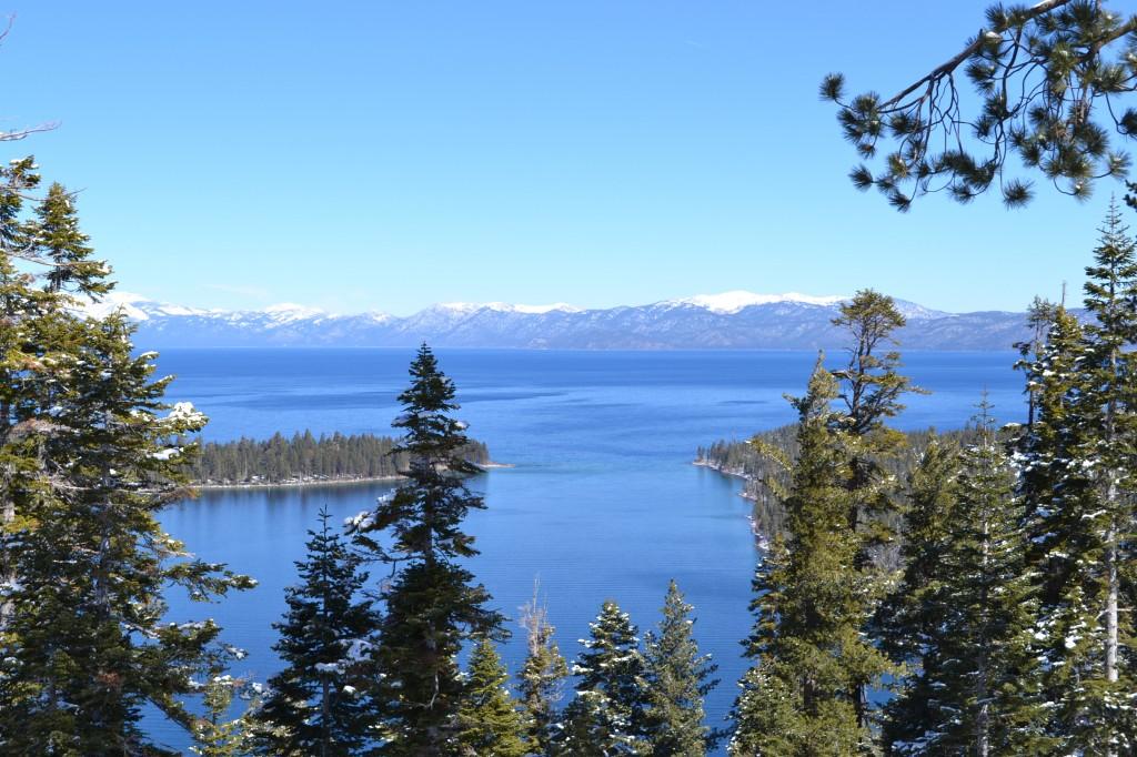 Lake Tahoe: Emerald Bay
