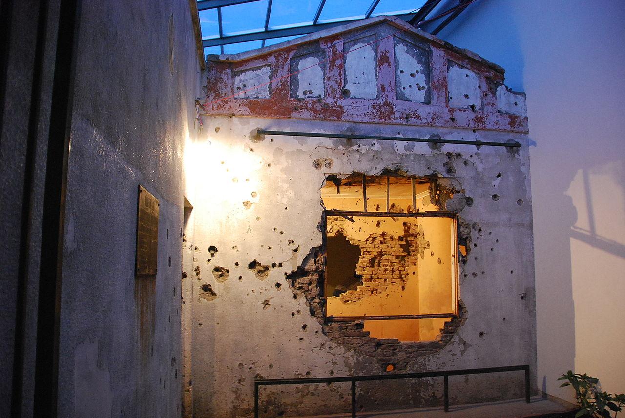 Original state of the Mariani Teruggi House