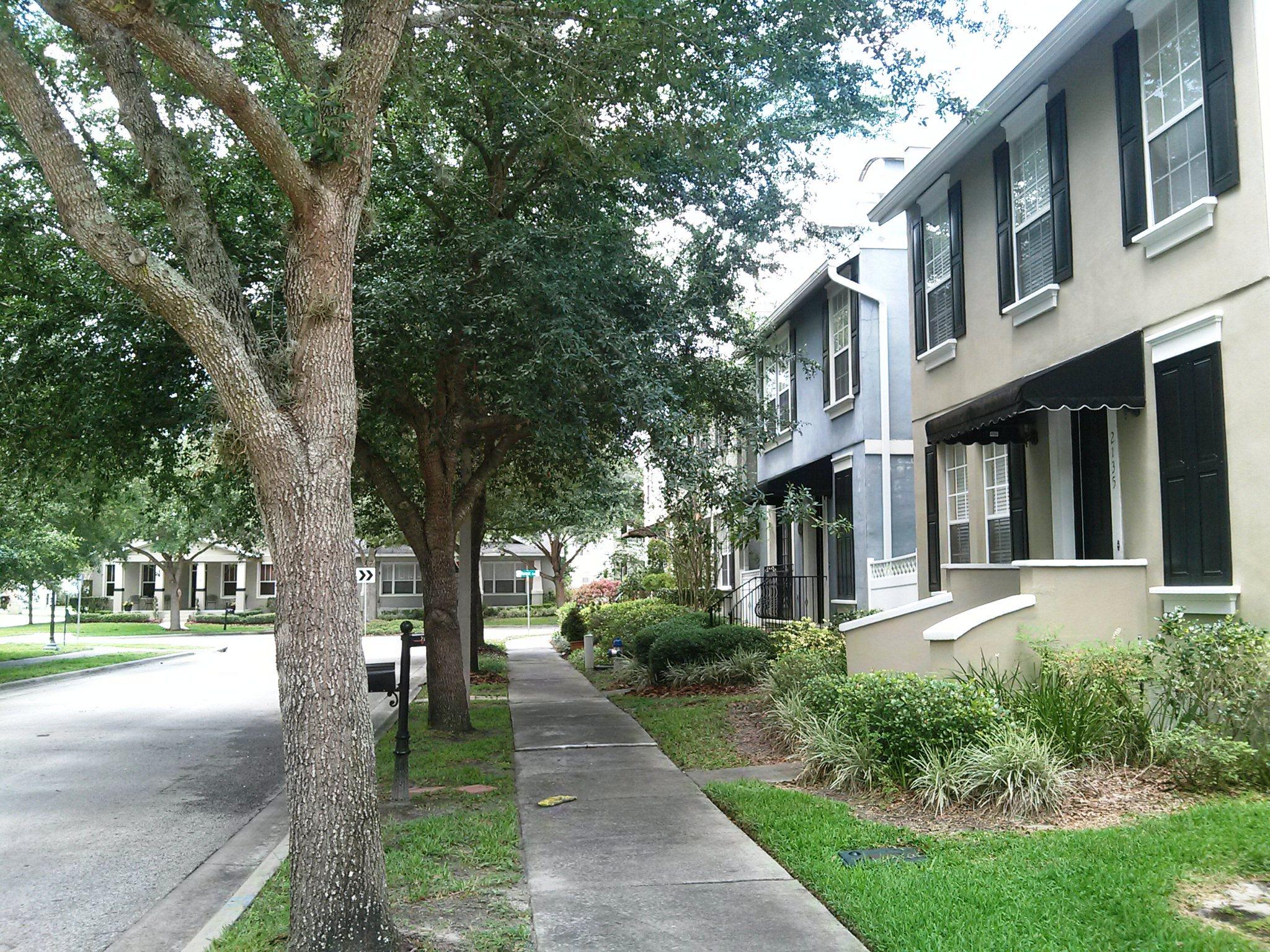Hampton Park Orlando Florida New Urbanism
