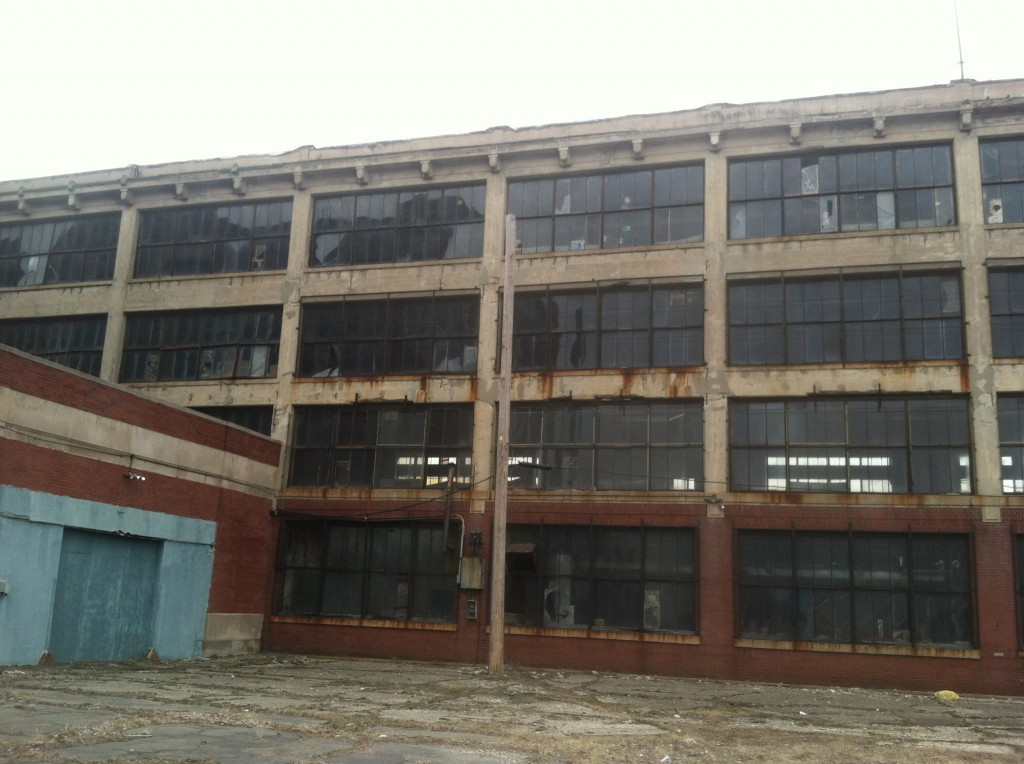 Ford Highland Park Plant