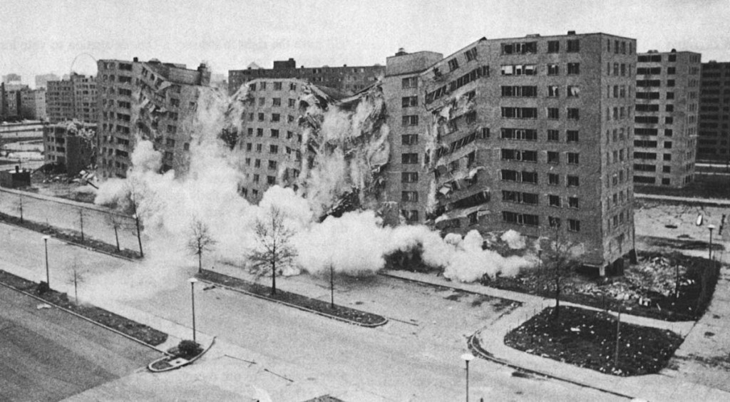Pruitt - Igoe Demolition