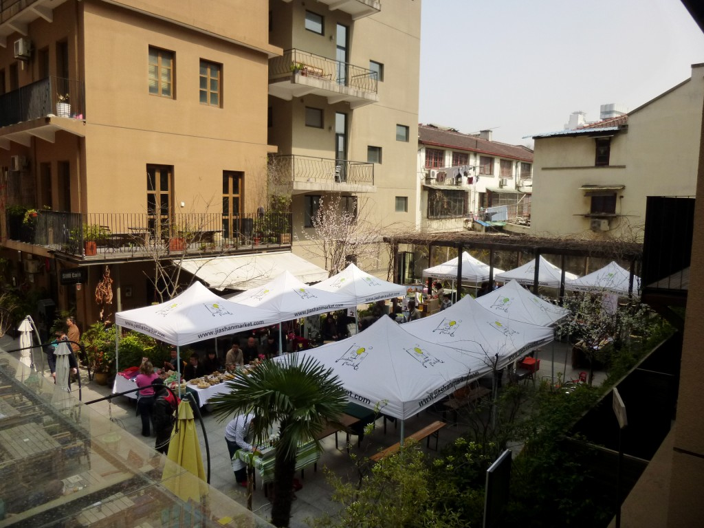 Jiashan Market Shanghai, China
