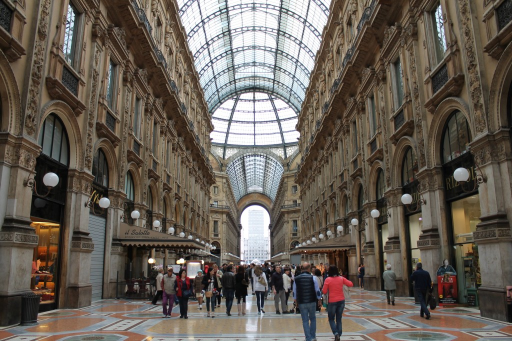 Galleria Vittorio Emmanuele