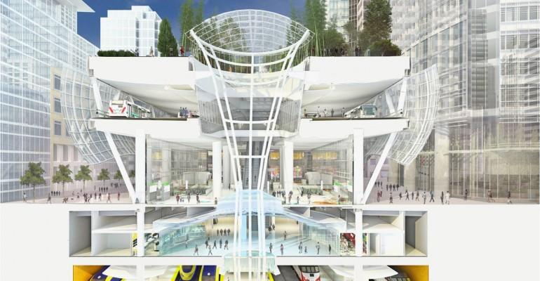 Transbay Transit Center: San Francisco Builds a Visionary Transportation Hub