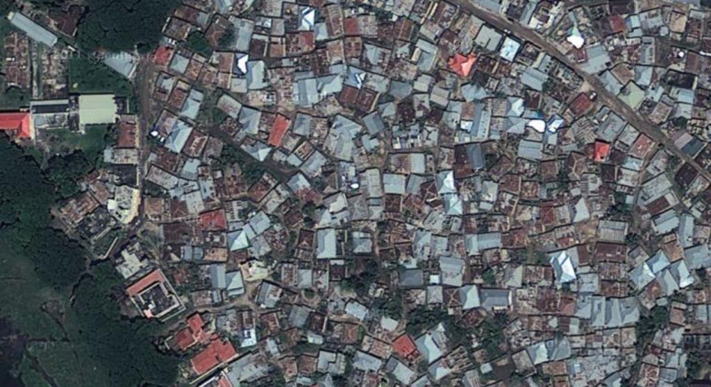 Zanzibar Satellite Imagery