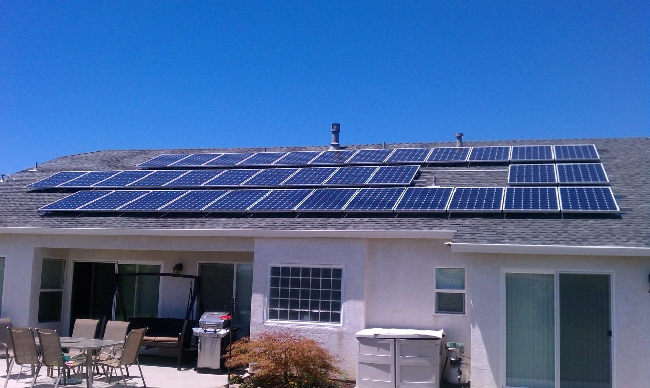 Solar Power Rural Florida Poverty
