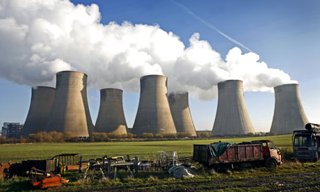 E.on's coal-fired Ratcliffe-on-Soar power station in Nottinghamshire. It is a movement away from this form of energy creation that is needed