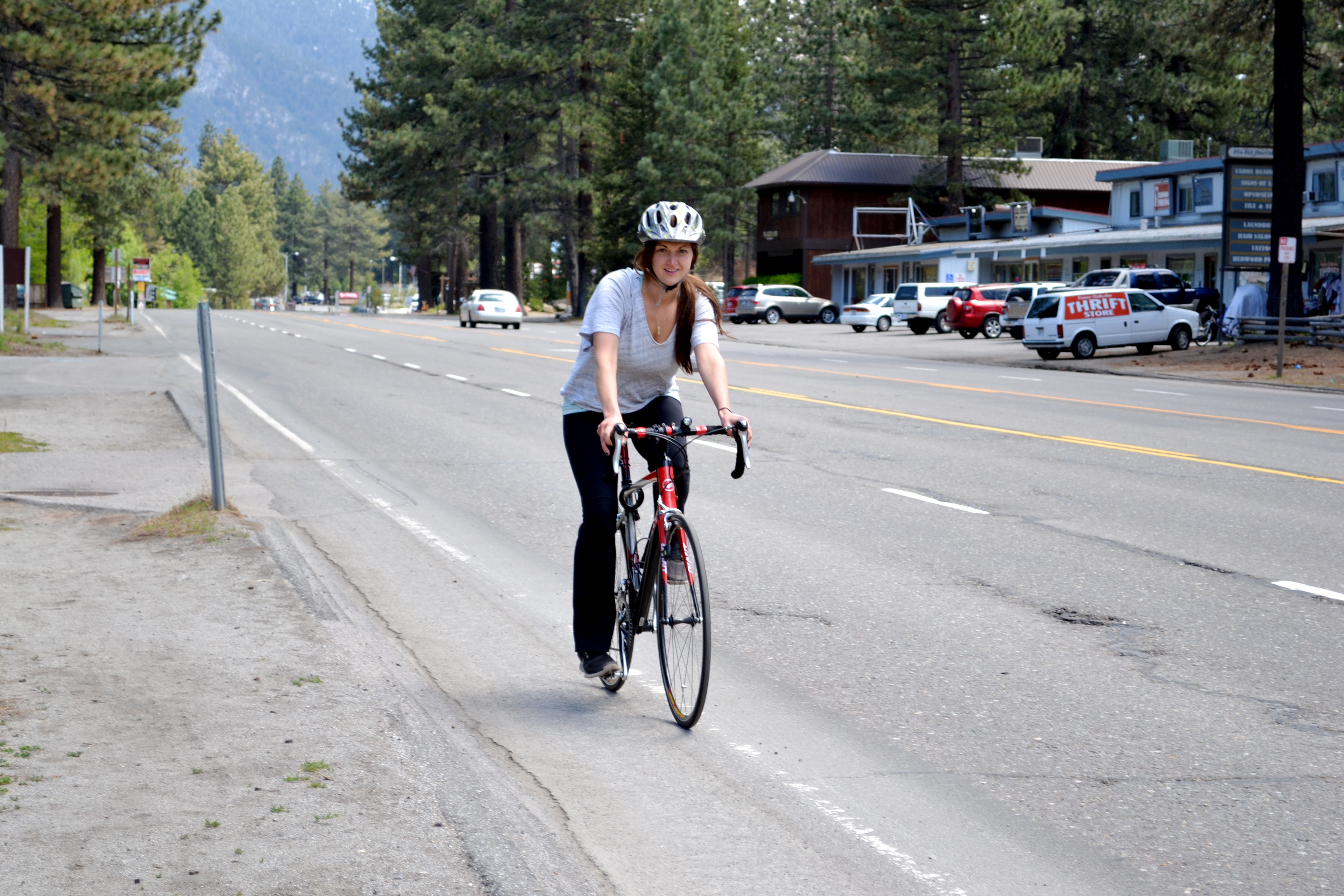 Safe Cycling in South Lake Tahoe: Making Bicycle Education ...