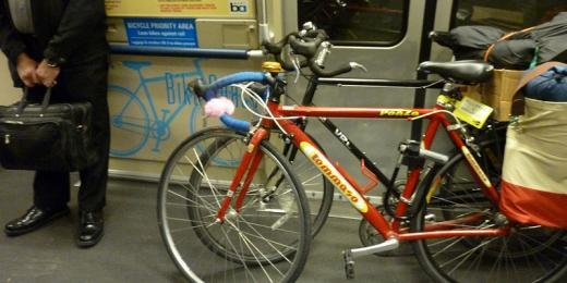 Bikes on BART