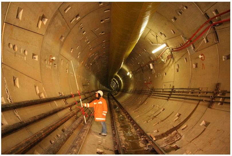 Thessaloniki's Metro under Construction 4