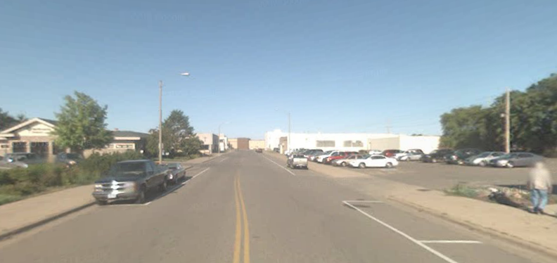 Google Street View (2008) of Same Street in Brainerd, MN