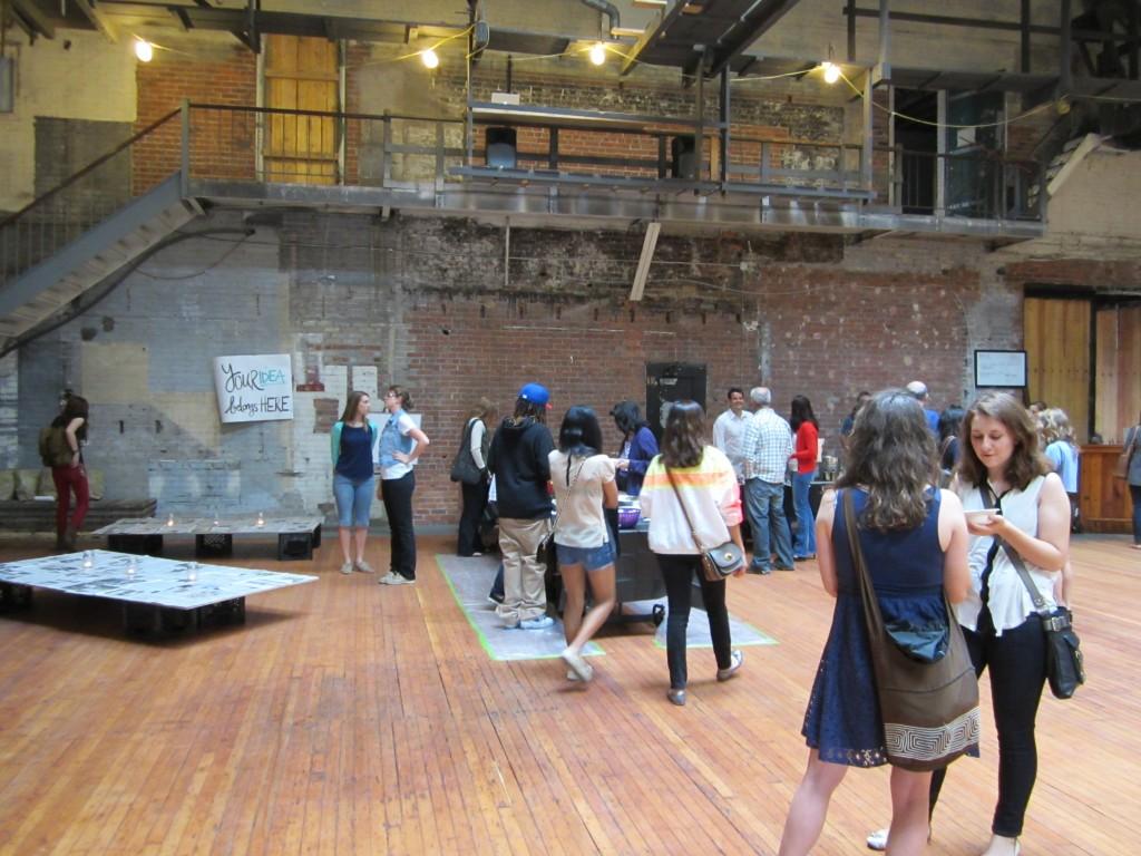 Detroit SOUP Open House, June 2, 2013