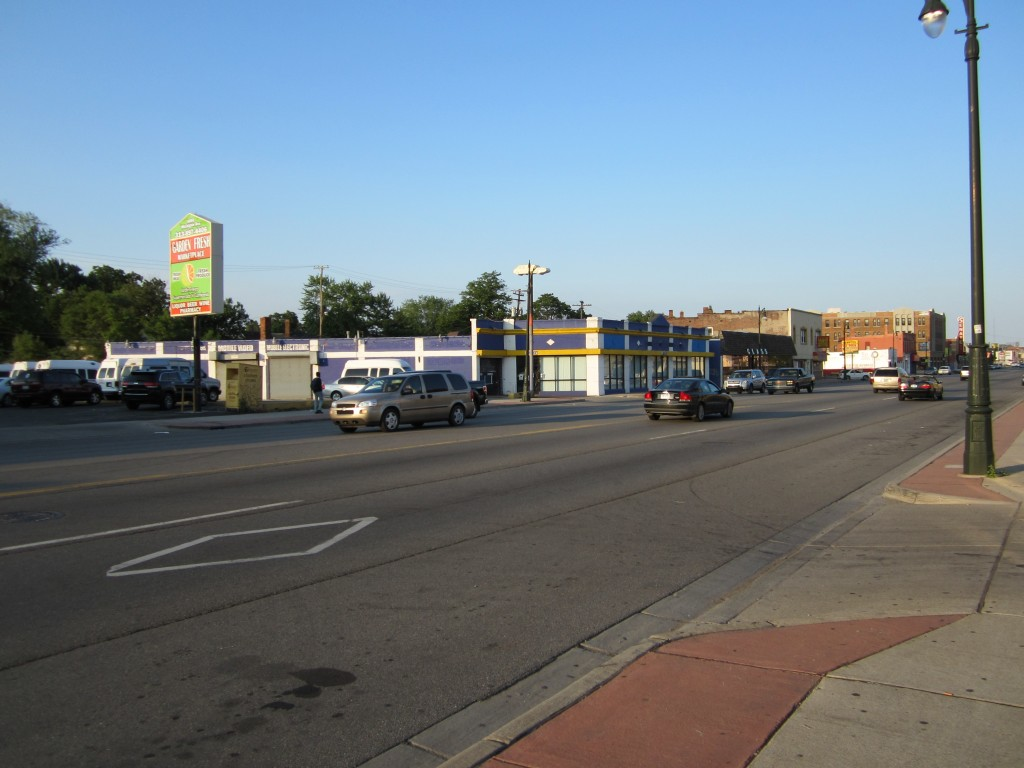 Michigan Ave., Detroit, MI