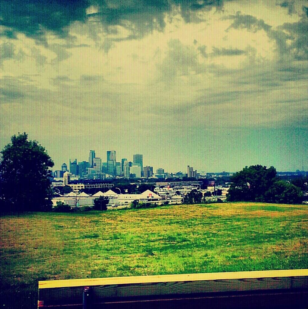 Park overlooking City