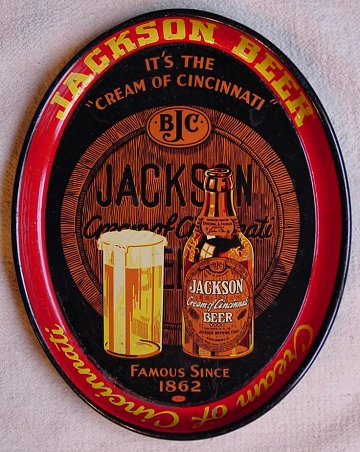Original Jackson Brewery Logo, obtained through grayscalecincinnati.com