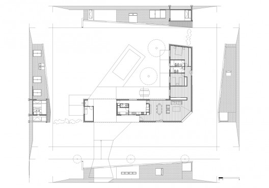 Architecture Plans-Puerto Roldan House
