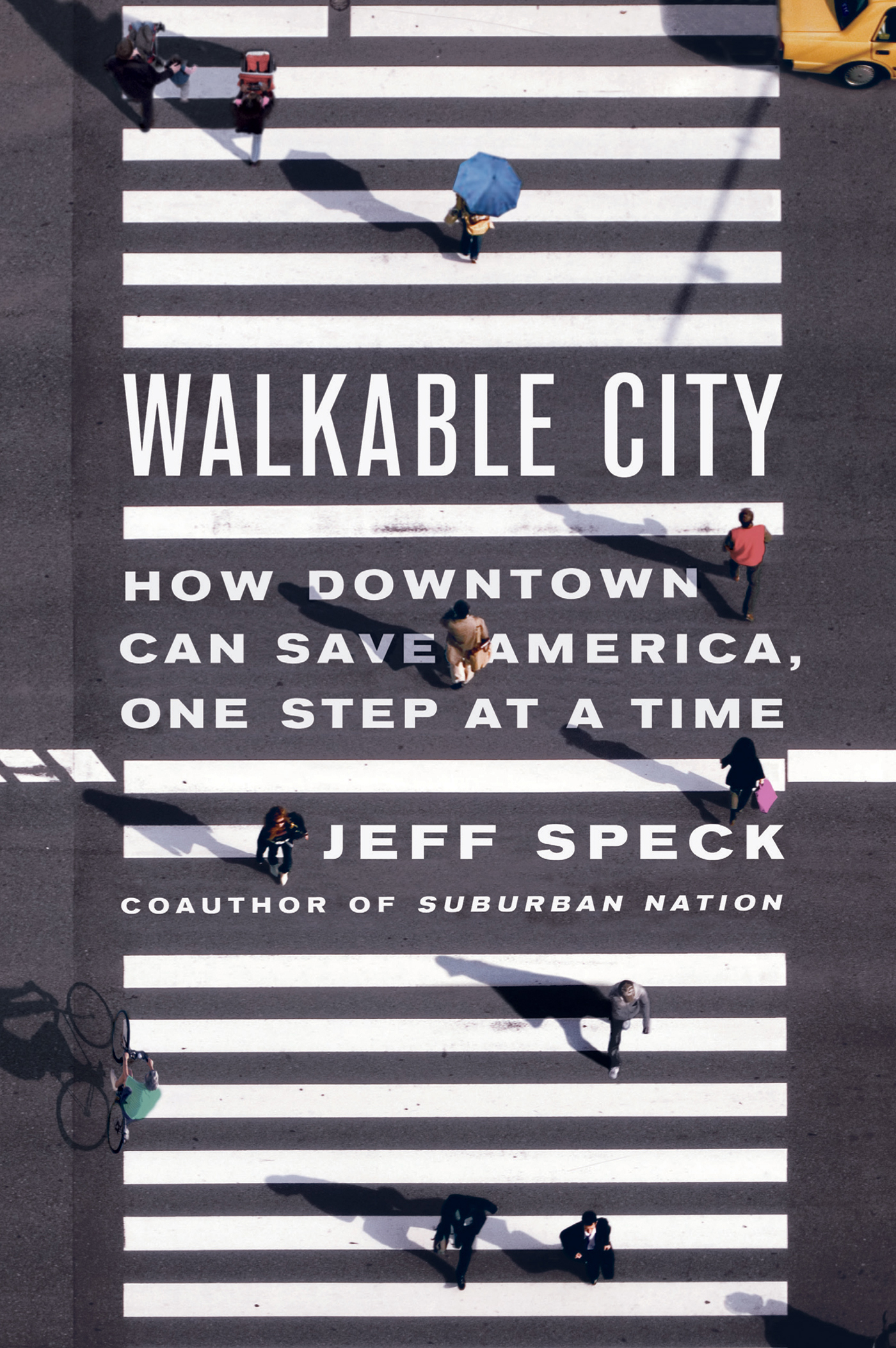 Walkable City book cover