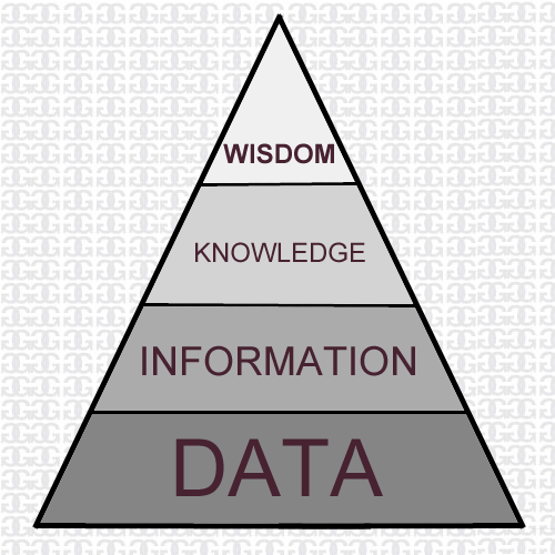 Pyramid illustrating Ron Milam's concept. Image created by Aascot Holt.