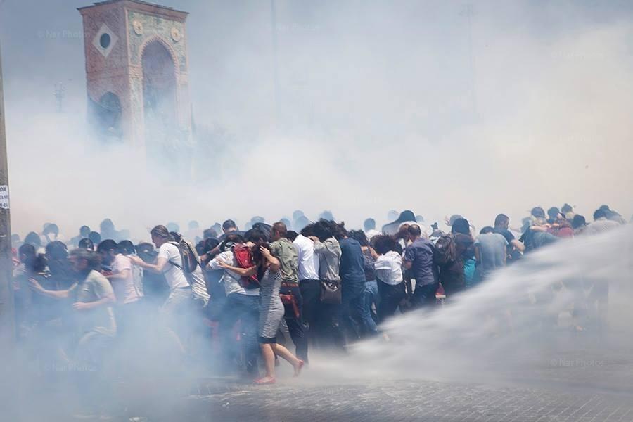 Istanbul Gezi Parki