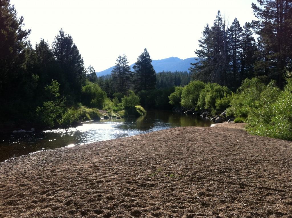 South Lake Tahoe- Upper Truckee River