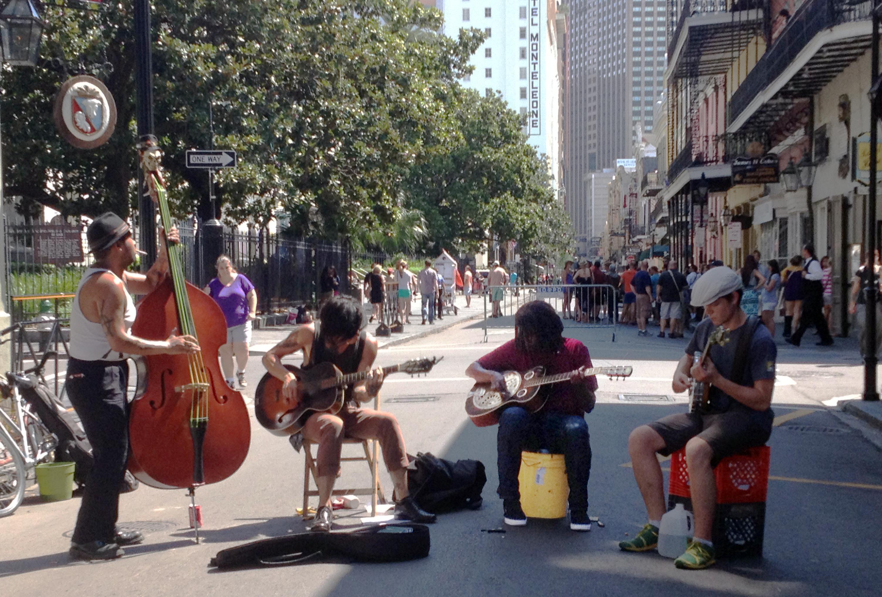 Royal Street Musicians