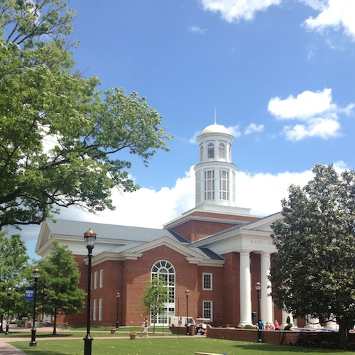 Christopher Newport University, Newport News, Virgina