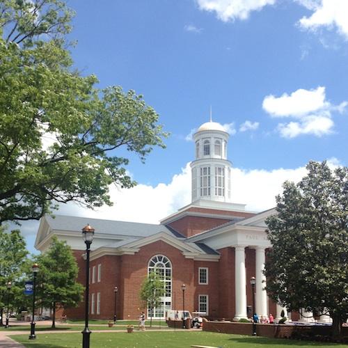 Christopher Newport University, Newport News, Virgina