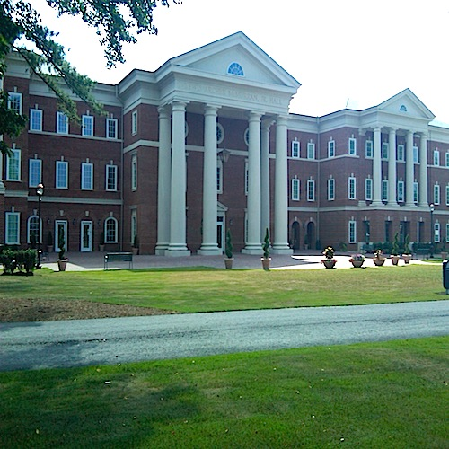 McMurran Hall Christopher Newport University, Newport News, Virgina