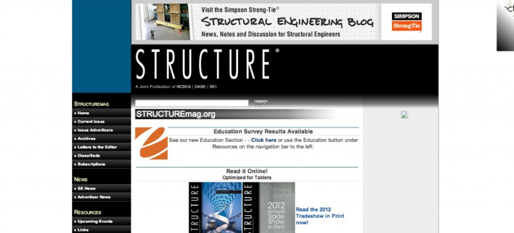 Structure Magazine