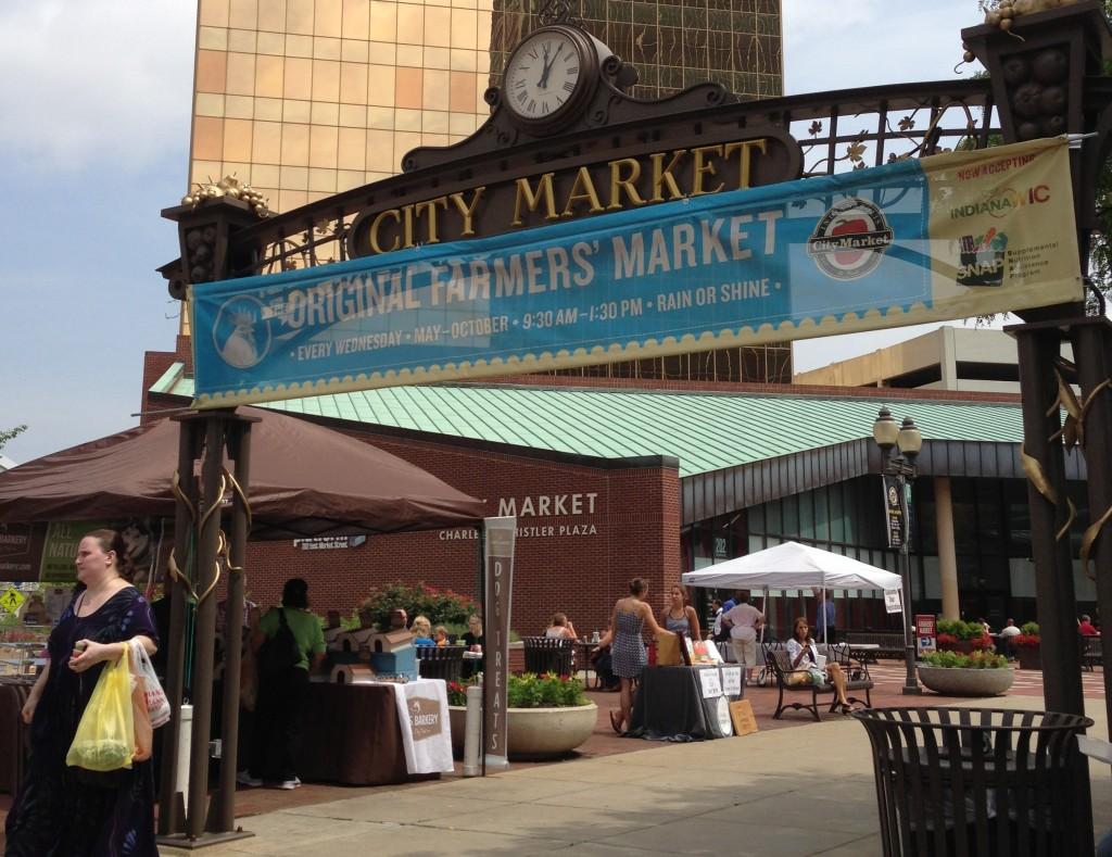 Indianapolis City Market Indianapolis, Indiana