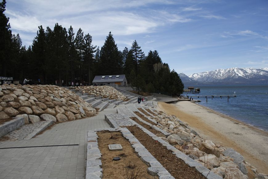 South Lake Tahoe Lakeview Commons