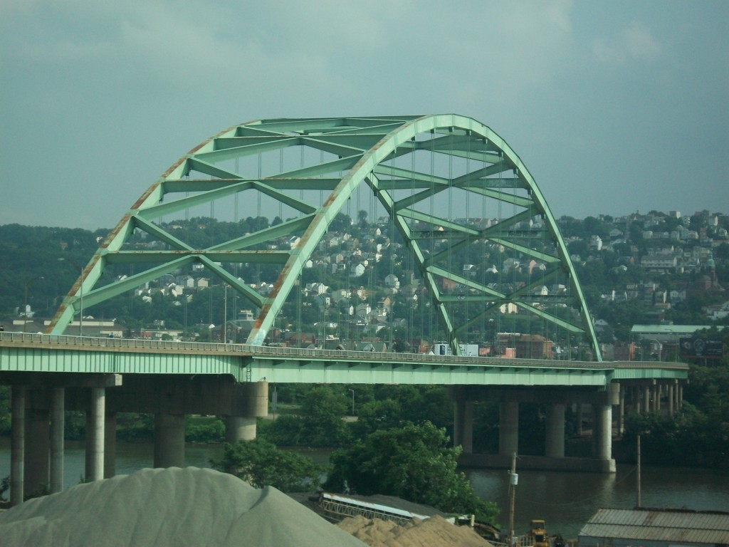 Birmingham Bridge, Pittsburgh