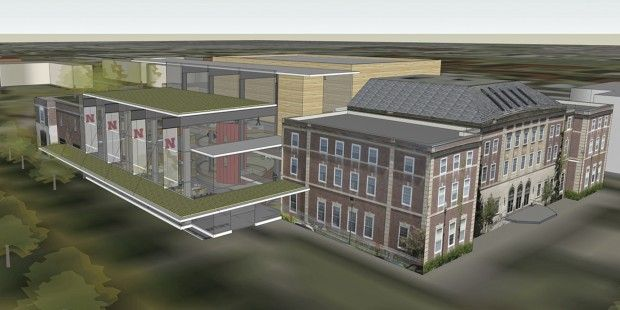 Union renovation rendering