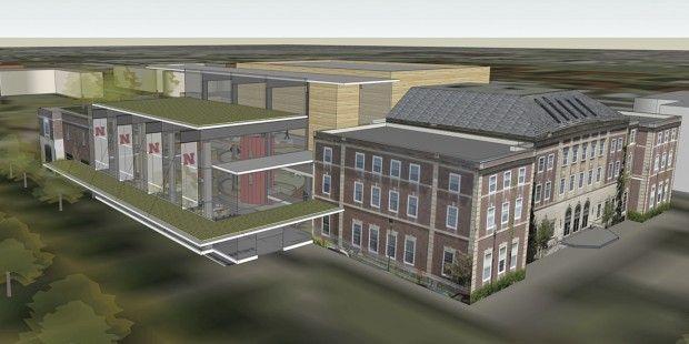 Union renovation rendering