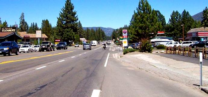 South Lake Tahoe - Highway 50