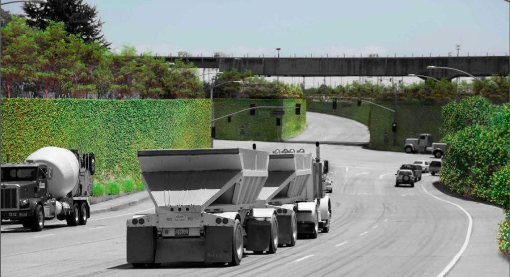 Adapt Oakland Living Freeway and Retaining Walls