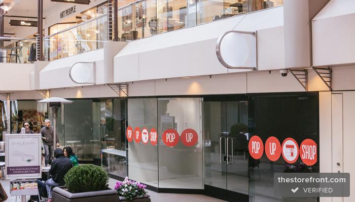 Pop-Up-Shop Storefront