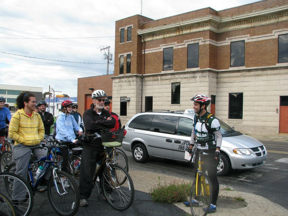 Tour of Muncie