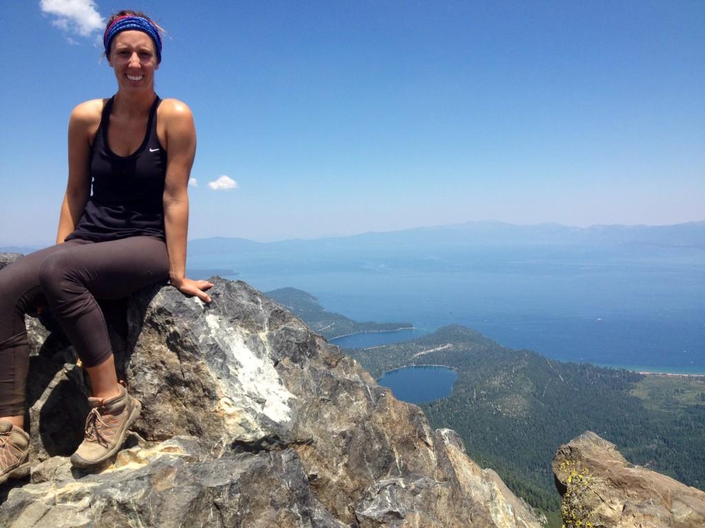 Alex Riemondy - Lake Tahoe