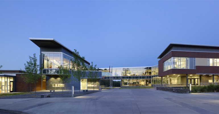K-5 School Designed as Healthy Lifestyle Learning Community
