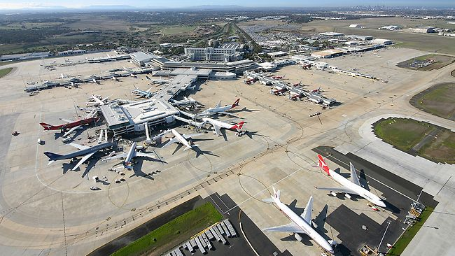 Melbourne Airport services over 30 million passengers per year.